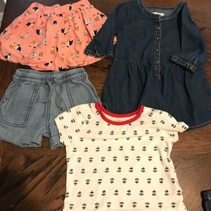 Carters, Old navy
